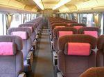 JR西日本 681系 特急「はくたか」のグリーン席・その4