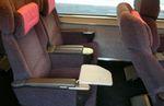 JR西日本 681系 特急「はくたか」のグリーン席・その7