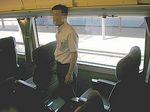 JR西日本 681系 特急「はくたか」のグリーン席・その11