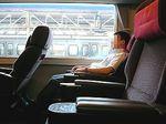JR西日本 681系 特急「はくたか」のグリーン席・その12